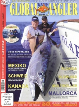 Global Game Angler