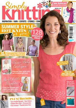 Simply Knitting Immediate Media Browse Magazines Bruce Sawford