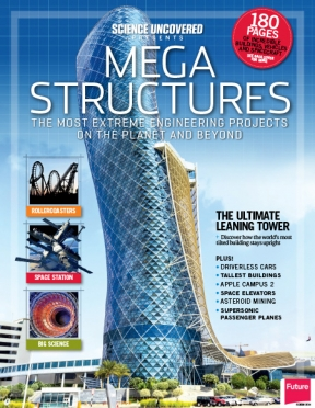 Science Uncovered - Mega Structures