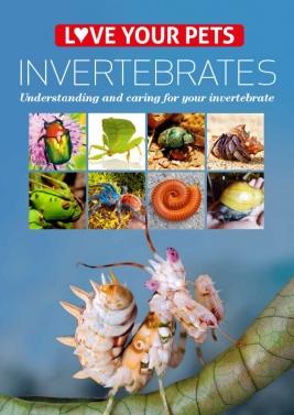 Love Your Pets Series - Invertebrates