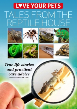 Love Your Pets Series - Tales from the Reptile House
