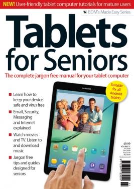 Tablets for Seniors