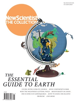 New Scientist : The Collection