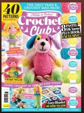 Make It Today : Crochet Club