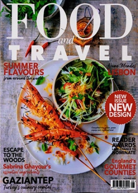 Food and Travel (Bookazine)