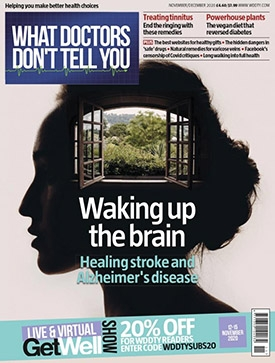 What Doctors Don't Tell You (Bookazine)