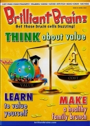 Brilliant Brainz (Bookazine)
