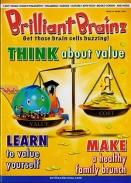 Brilliant Brainz (Bookazine)