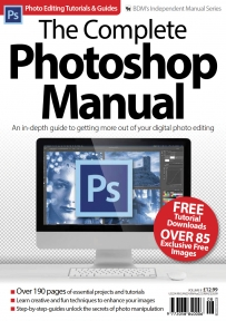 The Complete Photoshop Manual