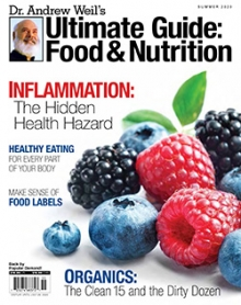 Dr Weil's Ultimate Guide : Food & Nutrition