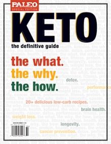 KETO : The Definitive Guide